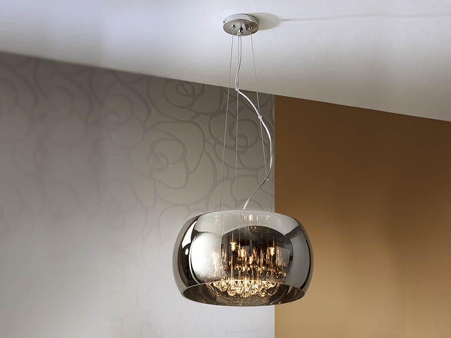 Argos Schuller cristal espejado bombillas G9 5 Lámpara Onwv80ymN