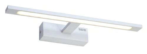 Aplique blanco led 12W 4000K